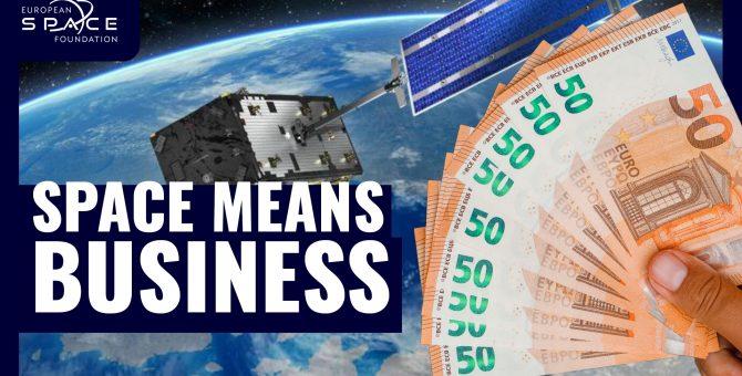 SpaceTalks Episode 4 Space means Business